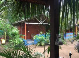Secret Garden Arambol, spa hotel in Arambol