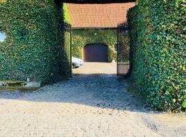 La Ferme des Roses, hotel in Tournai