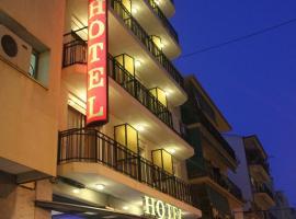 Hotel Marbella, hotel en Benidorm