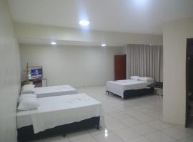 NASSER Residence, hotel perto de Terminal Rodoviário de Goiânia, Goiânia