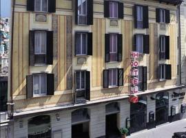 Hotel Genova, hotel in La Spezia