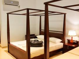 Livinya Holiday Resort, hotel em Kataragama