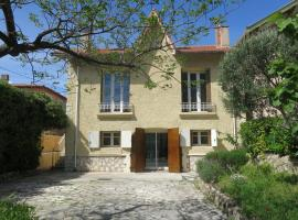 35 Boulevard Marius Richard, maison de vacances à Marseille