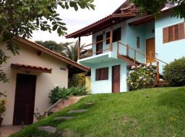 Chalé & Suítes Mar Aberto, family hotel in Ilhabela