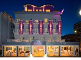 Hotel Lux, hotel a Caorle