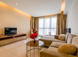 Regalia Residence @ KLCC View Sky Pool by MC, hotel in Kuala Lumpur