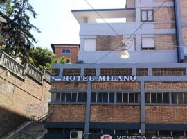 Hotel Milano, hotel in Ancona