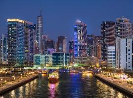 Stella Di Mare Dubai Marina Hotel, hotel near Al Ittihad Park Monorail Station, Dubai