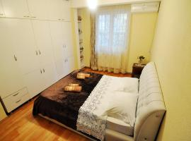 Cozy Apartment on Kostava, hotel near Heroes Square, Tbilisi City
