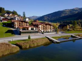 Hostellerie am Schwarzsee, Hotel in Bad-Schwarzsee