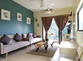 Home Sweet Home 1313 Midhills Genting Highlands (FREE WIFI), apartment in Genting Highlands