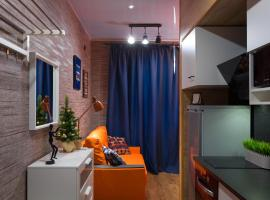 Rosmarin Apartment, budget hotel in Estosadok