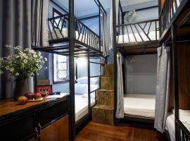 The Chi Novel Hostel, budget hotel in Hanoi