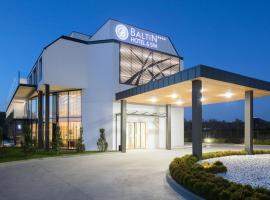 Baltin Hotel & SPA **** – hotel w mieście Mielno