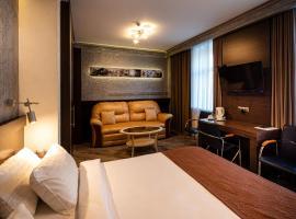 Biplan Hotel, hotel in Daugavpils