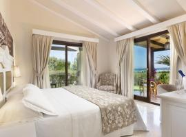 Hotel Abi d'Oru, hotel with jacuzzis in Porto Rotondo