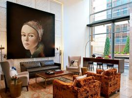 The Fontaine, boutique hotel in Kansas City