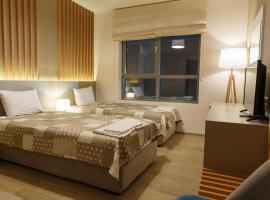 Hotel Frigopan, hotel Plovdivban