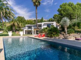 Homelly - Somptueuse villa de 450m2, hotel in Le Castellet