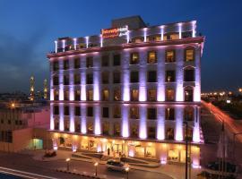 فندق انترسيتي الرياض -الملز، فندق بالقرب من Murabba Palace، الرياض