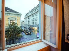 Maison Royale: Belgrad'da bir Oda ve Kahvaltı