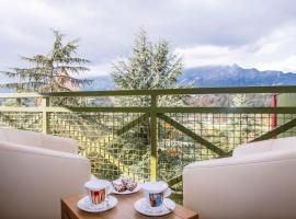 Hotel *** & Spa Vacances Bleues Villa Marlioz, hotel in Aix-les-Bains