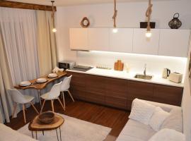 Primo Maxi, apartment in Vysoké Tatry