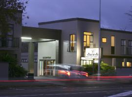 Chancellor Motor Lodge and Conference Centre, motel in Palmerston North