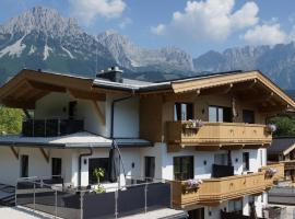 Kaiserappartements-Marie, hotel near Koglbahn, Ellmau