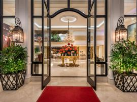 Beverly Hills Plaza Hotel, hotel in Westwood, Los Angeles