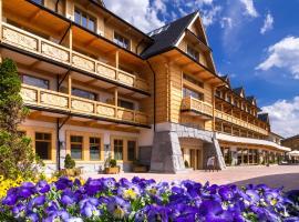 Hotel Bania Thermal & Ski, hotel in Białka Tatrzańska