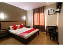 OYO 110 Asiatel Hotel, hotel in Manila