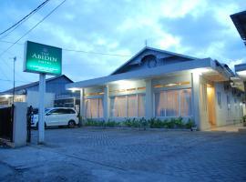 The Abidin Hotel, hotel di Padang