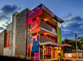 Breeze Lodge, hotel in Brisbane