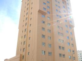 Basma Residence Hotel Apartments, apartment in Sharjah