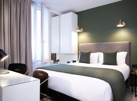 Hotel Brady - Gare de l'Est, hotel in Paris