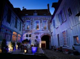 Hotel Saint Georges, appartement à Troyes