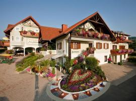 Pension Drei-Mäderl-Haus, hotel em Unterlamm