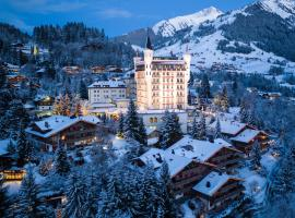 Gstaad Palace, hotel in Gstaad