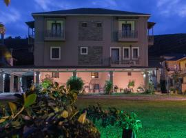 Akrolimnion Hotel, hotel in Ioannina