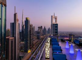 Four Points by Sheraton Sheikh Zayed Road, viešbutis Dubajuje