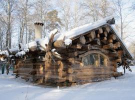 Таёжная Слобода, отель в Звенигороде