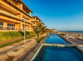 Dream Away Uruaú Beach Residences, hotel with jacuzzis in Uruau