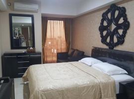 Warhol Apartement Lt 15 Jl. Ahmad Yani Simpang 5 Semarang, apartment in Semarang