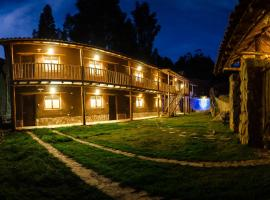 Bamboo Lodge Sacred Valley, budget hotel in Pisac