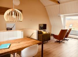 Vakantiehuis Witsand 1b, self catering accommodation in Egmond aan Zee
