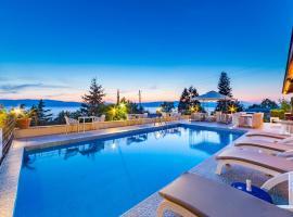 Vila Bisera, hotel in Ohrid