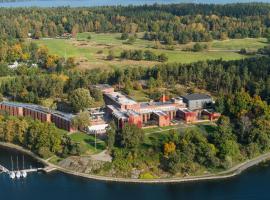 Skogshem & Wijk, hotel in Lidingö