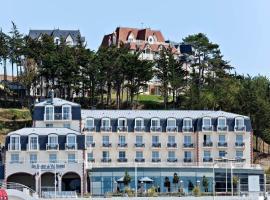 Spa Marin Du Val Andre Thalasso Resort, hôtel à Pléneuf-Val-André