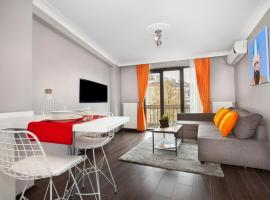 Nisantasi Residence Weekly Sterilized, apartment in Istanbul